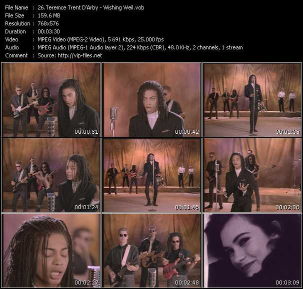 Terence Trent D'Arby - Wishing Weil