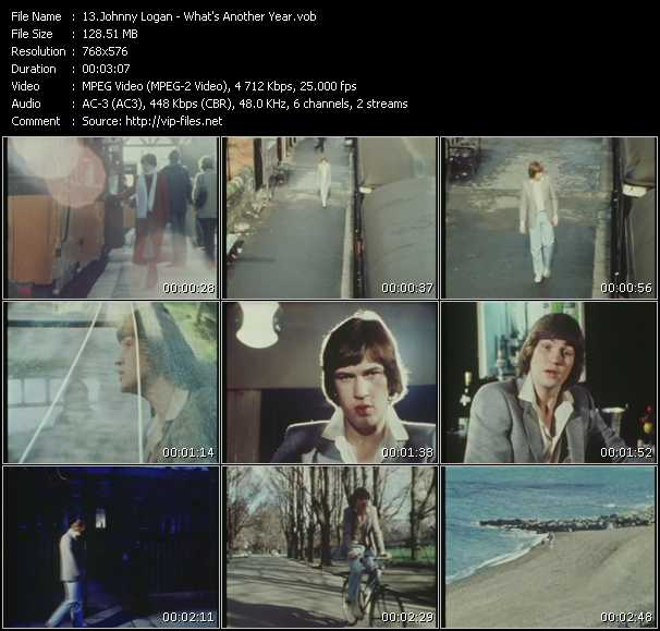 Johnny Logan - What's Another Year