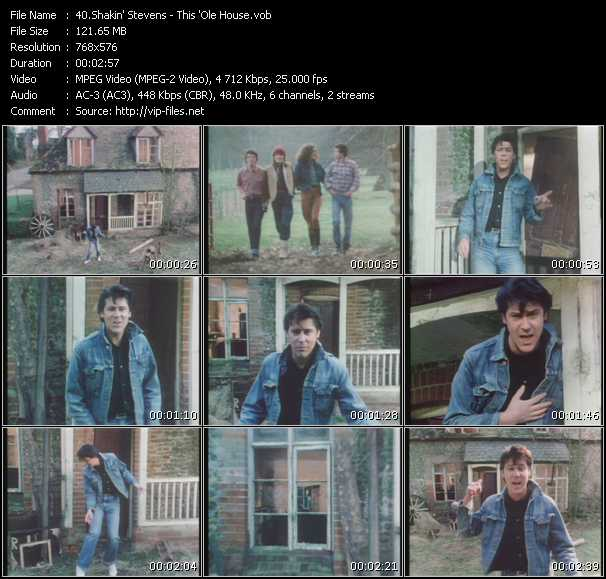 Shakin' Stevens - This 'Ole House