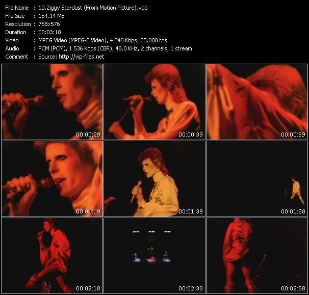 David Bowie - Ziggy Stardust (From Motion Picture)