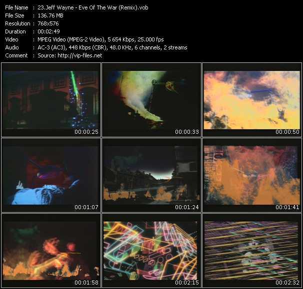 Jeff Wayne And Ben Liebrand - The Eve Of The War (Ben Liebrand Remix)