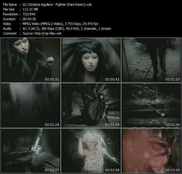 Christina Aguilera - Fighter (Hani Remix)