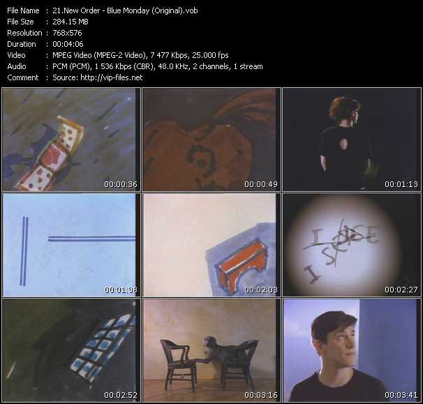 New Order - Blue Monday (Original)