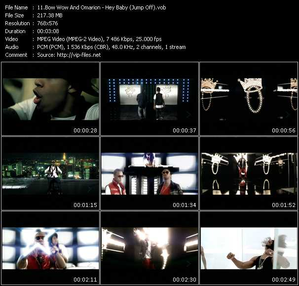 Bow Wow And Omarion - Hey Baby (Jump Off)