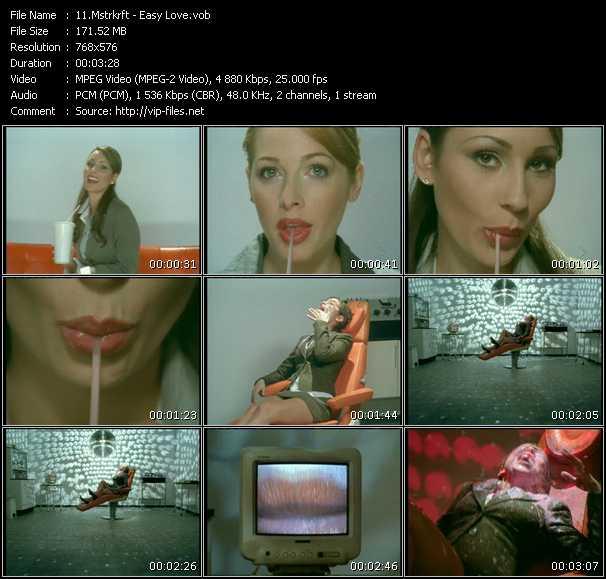 Mstrkrft - Easy Love