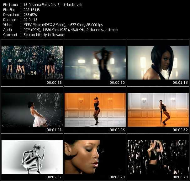 Rihanna Feat. Jay-Z - Umbrella