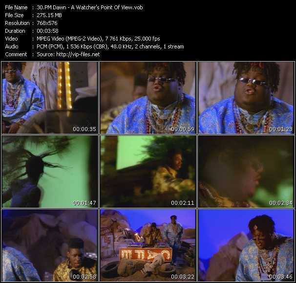 Pm Dawn - A Watcher's Point Of View