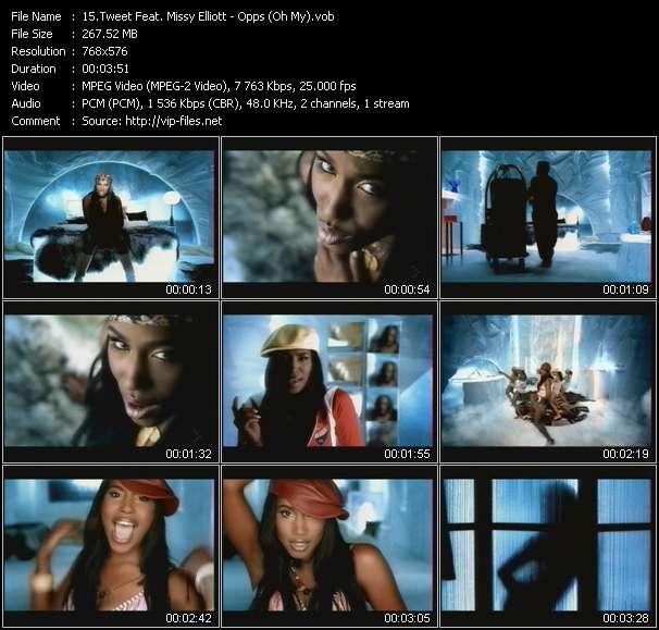 Tweet Feat. Missy Elliott - Opps (Oh My)