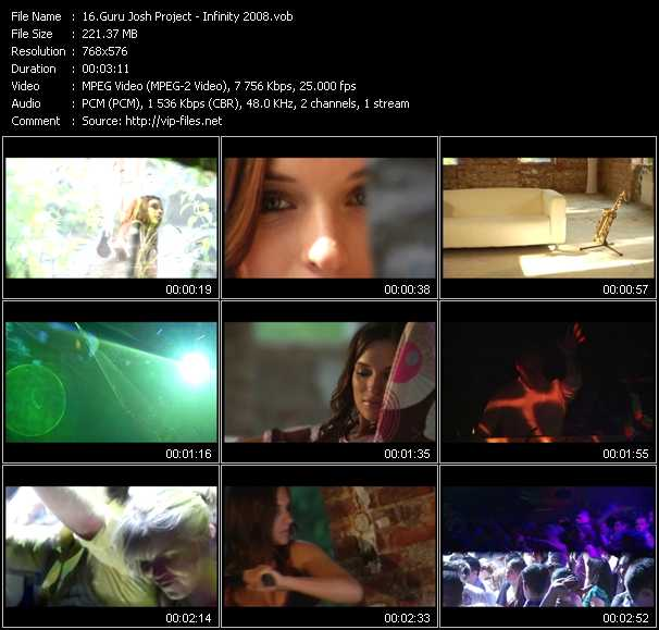 Guru Josh Project - Infinity 2008
