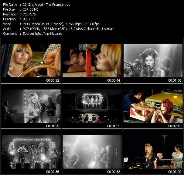 Girls Aloud - The Promise