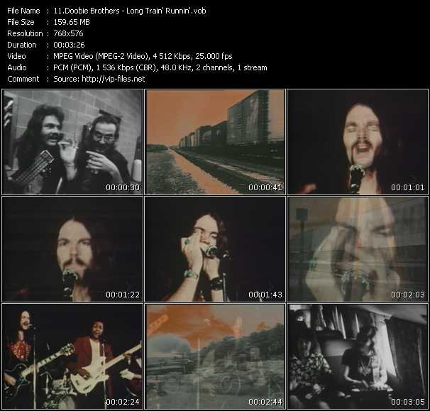 Doobie Brothers - Long Train' Runnin'