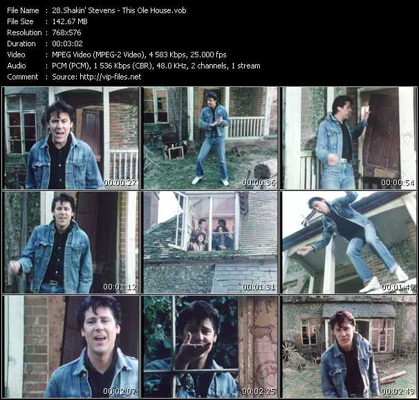 Shakin' Stevens - This Ole House