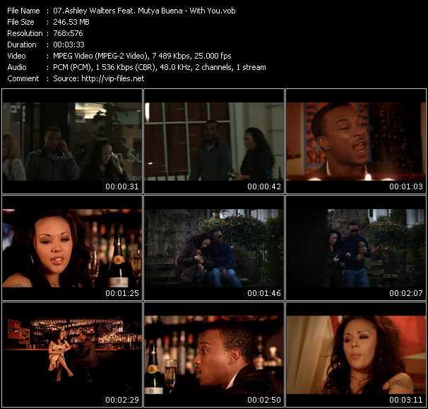 Ashley Walters Feat. Mutya Buena - With You