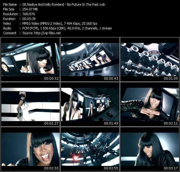 Nadiya And Kelly Rowland - No Future In The Past