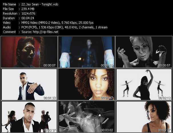 Jay Sean - Tonight