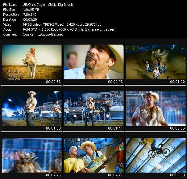 Chris Cagle - Chicks Dig It
