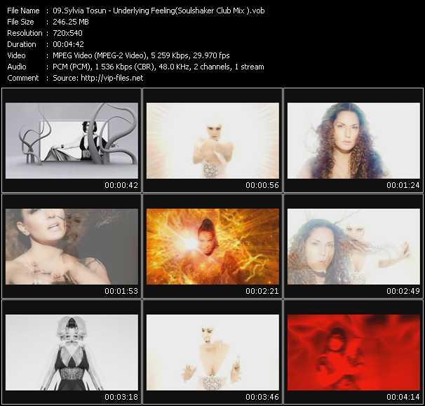 Sylvia Tosun - Underlying Feeling (Soulshaker Club Mix )