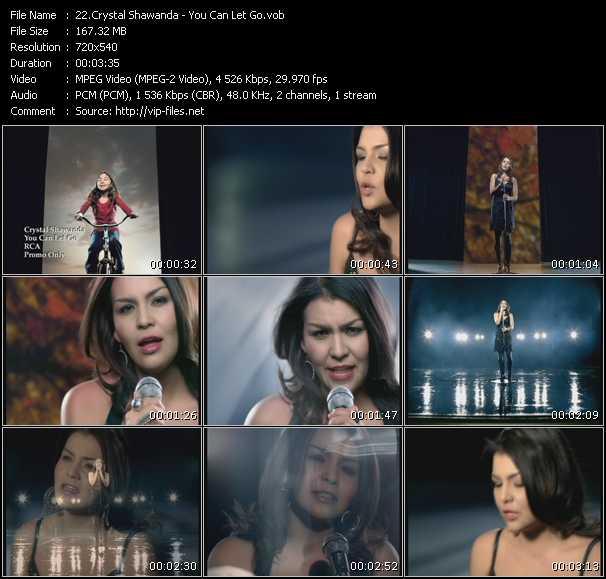 Crystal Shawanda - You Can Let Go