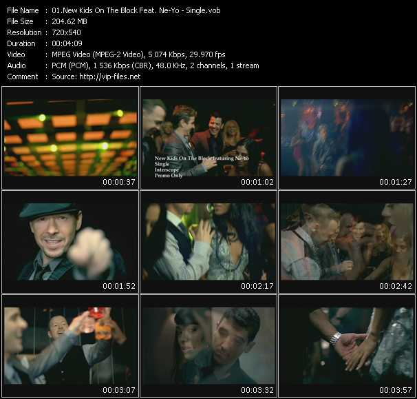 New Kids On The Block Feat. Ne-Yo - Single