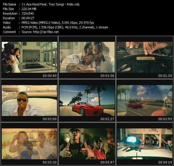 Ace Hood Feat. Trey Songz - Ride