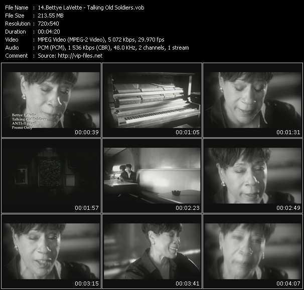 Bettye LaVette - Talking Old Soldiers