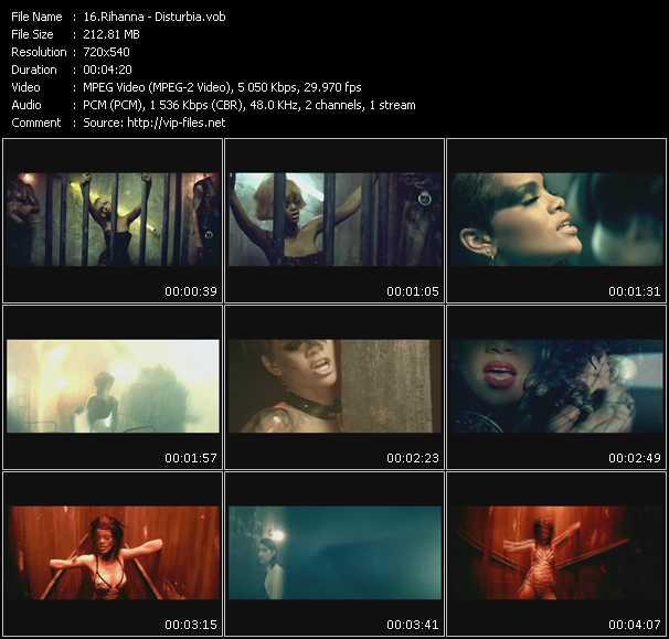 Rihanna - Disturbia