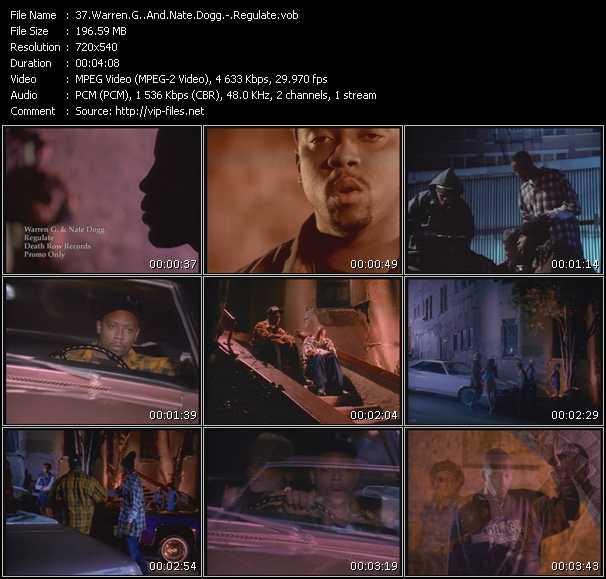 Warren G And Nate Dogg - Regulate