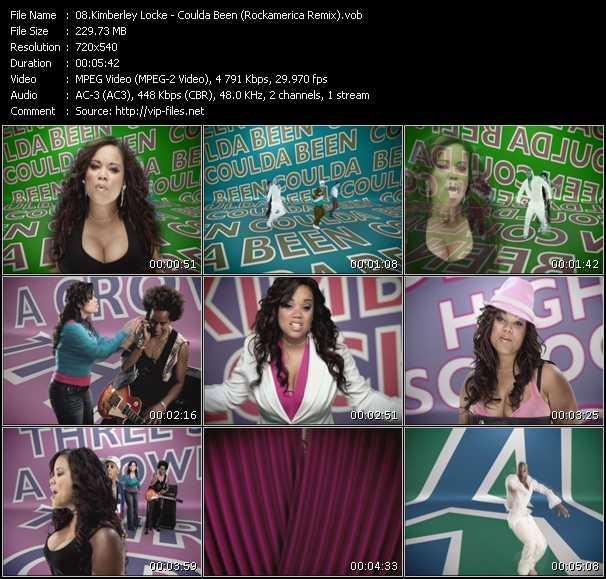 Kimberley Locke - Coulda Been (Rockamerica Remix)