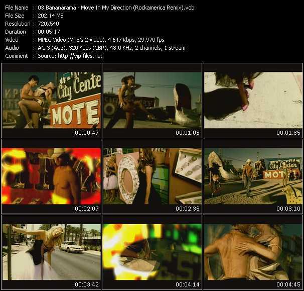 Bananarama - Move In My Direction (Rockamerica Remix)