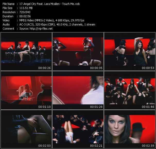 Angel City Feat. Lara McAllen - Touch Me