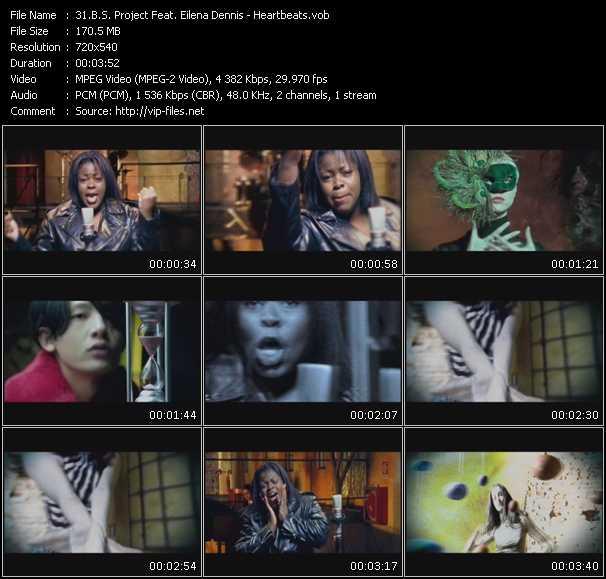 B.S. Project Feat. Eilena Dennis - Heartbeats