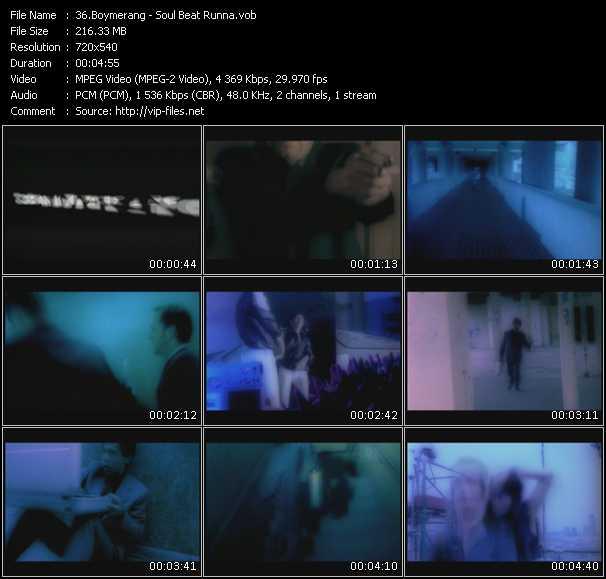 Boymerang - Soul Beat Runna
