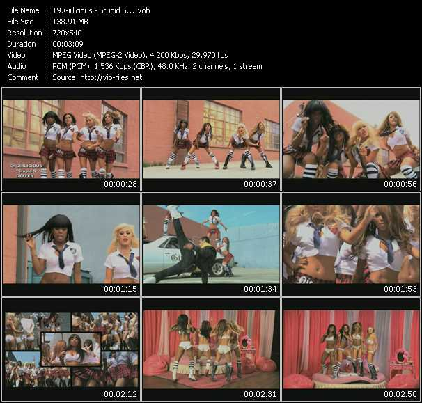 Girlicious - Stupid S...
