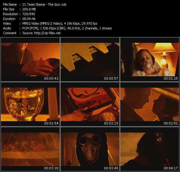 Team Skeme - The Gun