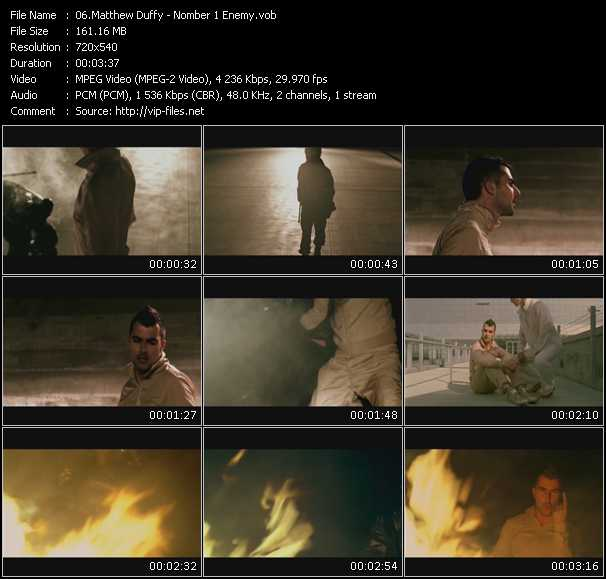 Matthew Duffy - Nomber 1 Enemy