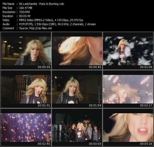 Ladyhawke - Paris Is Burning