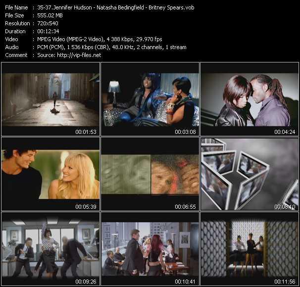Jennifer Hudson - Natasha Bedingfield - Britney Spears - Spotlight (Remix) - Love Like This (Johnny Vicious Remix) (Vdj Eddieeye Video Mix) - Womanizer (Kaskade Remix) (D-Twizzle Video Edit Betatesterz)