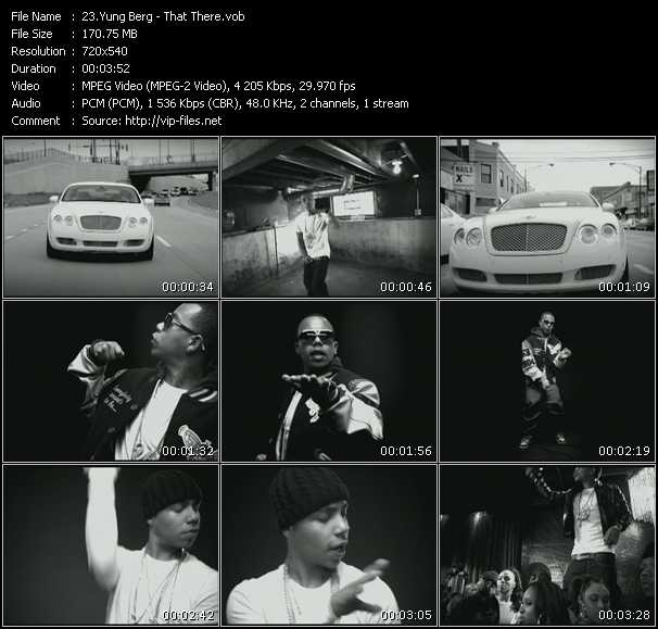 Yung Berg - That There