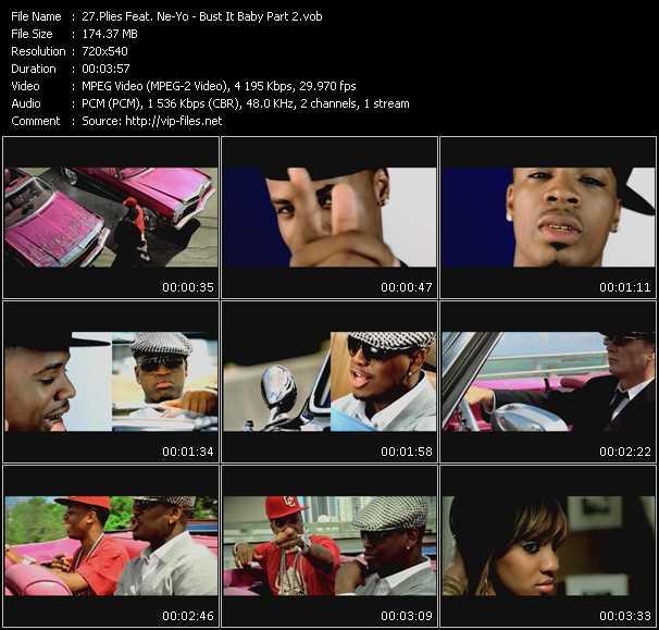 Plies Feat. Ne-Yo - Bust It Baby Part 2