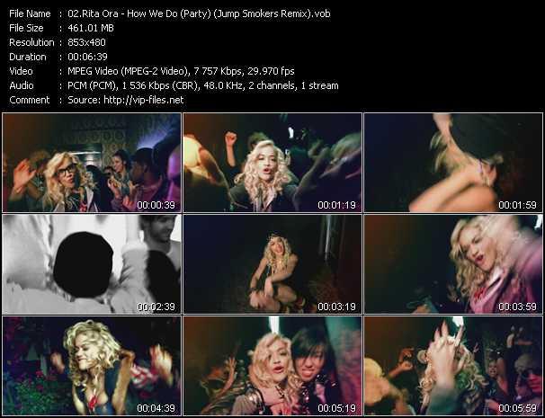 Rita Ora - How We Do (Party) (Jump Smokers Remix)