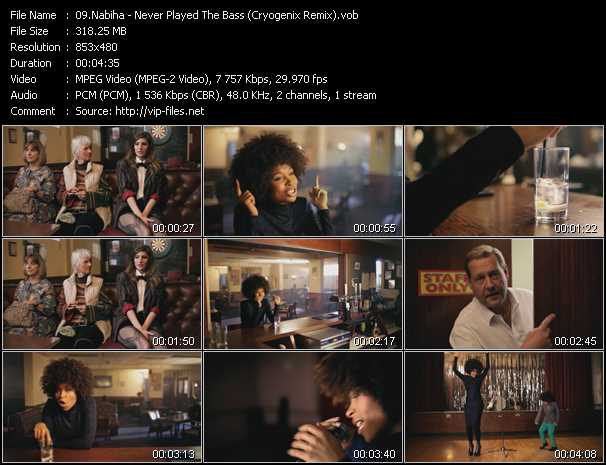 Nabiha - Never Played The Bass (Cryogenix Remix)
