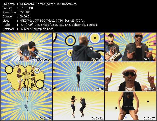 Tacabro - Tacata (Karmin Shiff Remix)