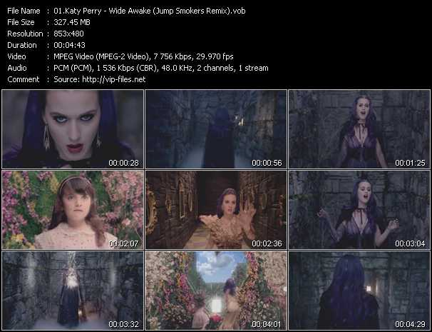 Katy Perry - Wide Awake (Jump Smokers Remix)