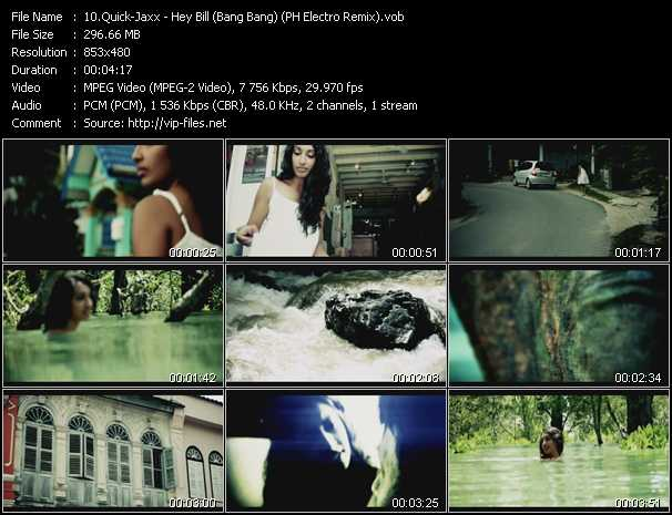 Quick-Jaxx - Hey Bill (Bang Bang) (PH Electro Remix)