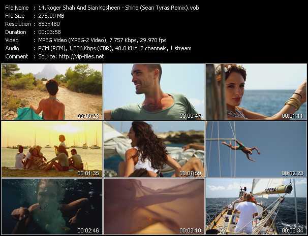 Roger Shah And Sian Kosheen - Shine (Sean Tyras Remix)
