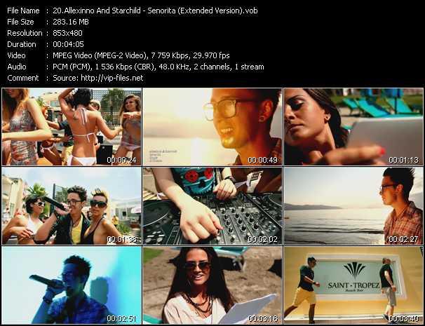 Allexinno And Starchild - Senorita (Extended Version)