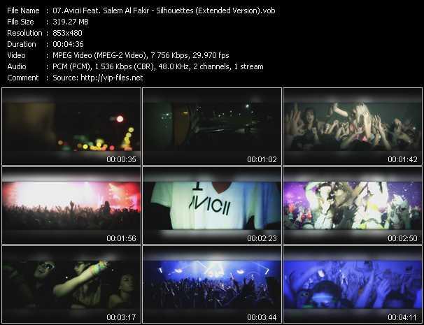 Avicii Feat. Salem Al Fakir - Silhouettes (Extended Version)