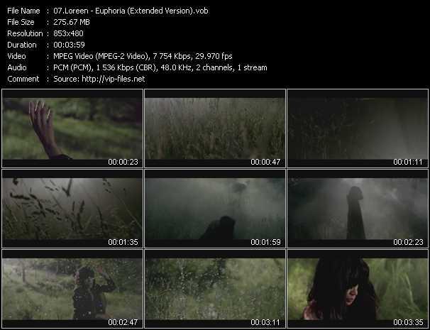 Loreen - Euphoria (Extended Version)