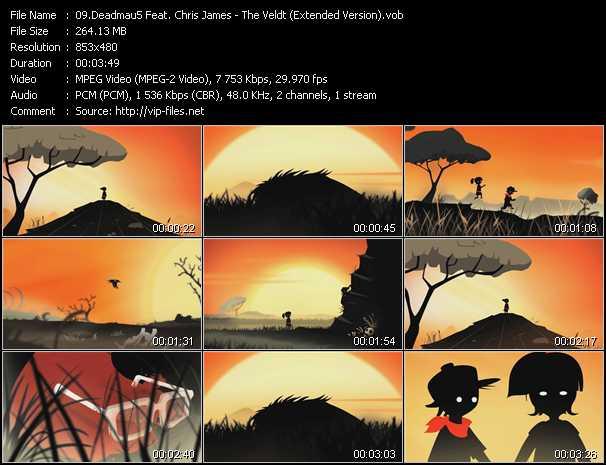 Deadmau5 Feat. Chris James - The Veldt (Extended Version)