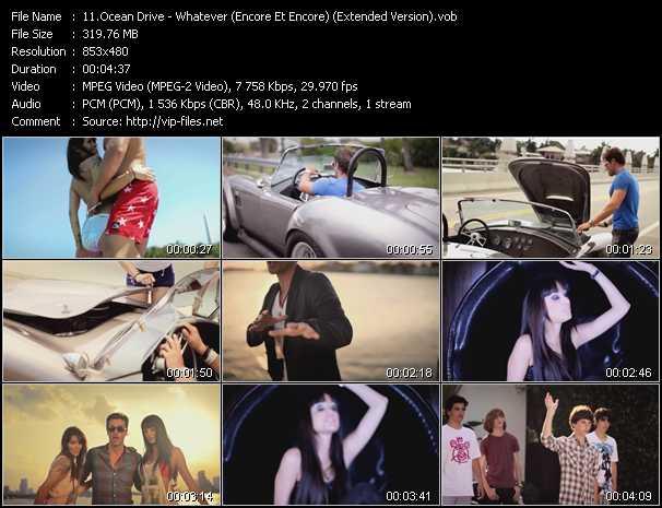 Ocean Drive - Whatever (Encore Et Encore) (Extended Version)